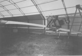 fatigue test tent