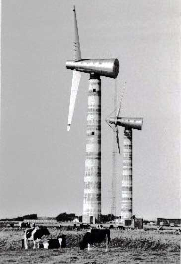 wind turbines nibe